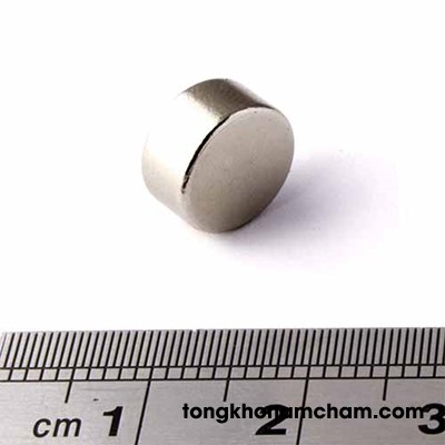 Nam châm đất hiếm 35x10mm
