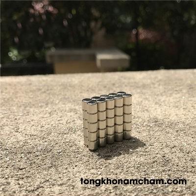 Nam châm đất hiếm 4x5mm