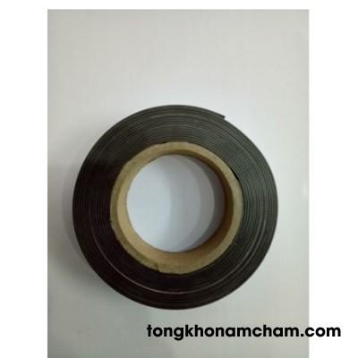 Nam châm dẻo dạng cuộn W30x1.6x10000mm