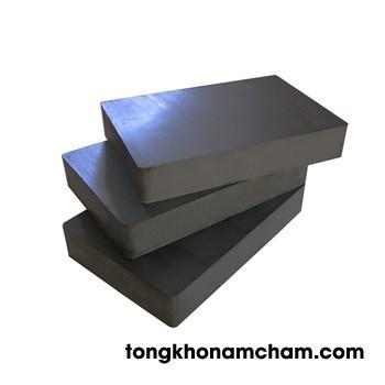 Nam châm ferrite hình khối 150x50x25mm